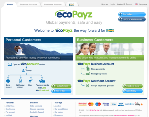 Ecopayz payment integrations